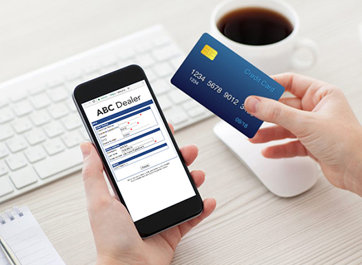 Mobile Cashier ePayment