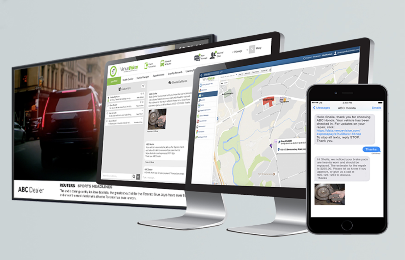 VenueVision Integrated Dealership Solutions