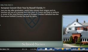 share school news