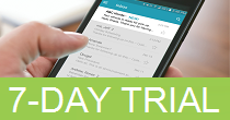 Get a 7-day trial of autoTEXT
