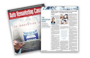 Auto Remarketing Canada Press Release