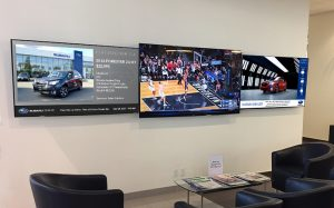 Digital Signage with VenueVision
