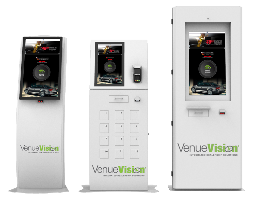 VenueVision and GoMoto launch an exclusive Canadian reseller partnership with kiosks