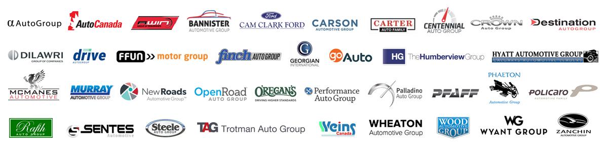 VenueVision Auto Groups