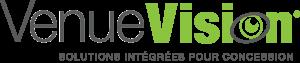 VenueVision logo FR